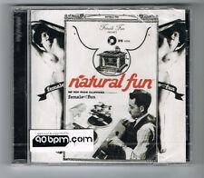 FEMALE FUN - NATURAL FUN - CD 12 TITRES - 2004 - NEUF NEW NEU