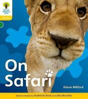 Oxford Reading Tree: Level 5: Floppy's Phonics Non-Fiction: On Safari by Hunt, R