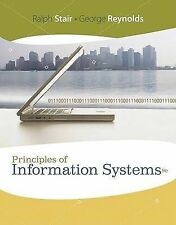Principles of Information Systems Stair & Reynolds 2006