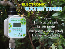 EL03 Easy LCD Electronic Water Timer (Ball Valve)