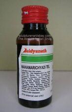 Baidyanath Ayurvedic Mahamarichyadi Oil 50ML Free Shipping Worldwide