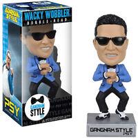FUNKO WACKY WOBBLER GANGNAM STYLE BOBBLE HEAD FIGURE NEW!!