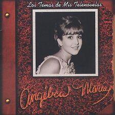 Maria, Angelica : Temas De Mis Telenovelas CD