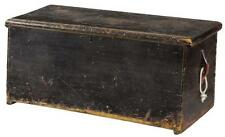 SWC-An Eagle Stencilled Sea Chest, c.1800