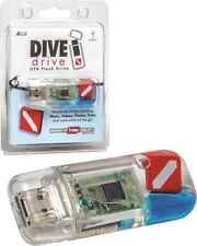 USB Stick 4GB Flash Drive Tauchermotiv Divedrive Speicherstick