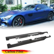 Carbon Seitenschweller für Mercedes AMG GT 15-17&GT S 15-16 Schweller Side Skirt