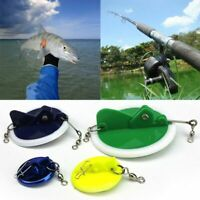 Trolling Fishing Disc Lead Weight Sinker Tackle Adjustable Connector Accessories