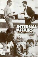 NFP 9.143 – INTERNAL AFFAIRS – Richard Gere, Andy Garcia, Nancy Travis 1990 RARE