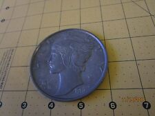 "Large 3"" (Inch) Novelty Coin Mercury Dime paper weight"