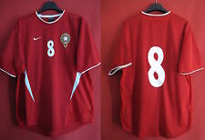 Football jersey Morocco Olympic team worn Shirt 2003 Tournament IFFT match
