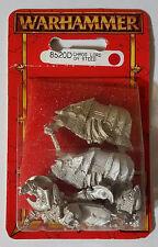 Games Workshop Warhammer Chaos Lord on Steed 8520D 1997 - METAL OOP SEALED NEW