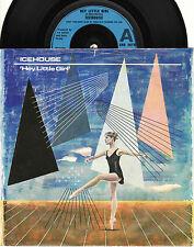 "ICEHOUSE Hey Little Girl 7"" Vinyl SINGLE Chrysalis UK 1983 CHS 2670 @Exclt/vg@"