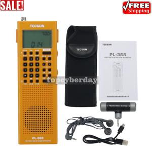 For Tecsun PL-368 Full Band Radio Stereo Radio SSB DSP Digital Demodulation