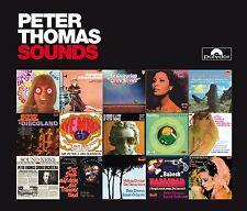 PETER SOUND ORCHESTER THOMAS - PETER THOMAS SOUNDS 5 CD NEU