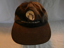 Experience Music Project EMP Baseball Cap Dad Hat Strapback Distressed Faded