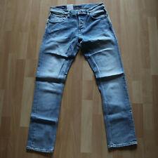 used blue 112467 algodón Revelation Blue nuevo Nudie Grim tim Jeans