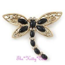 Modeschmuck-broschen aus Perlen und Metall-Legierung