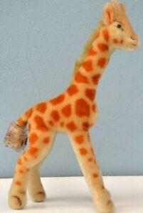 Antique Toy Mohair Steiff  Giraffe