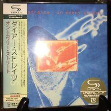 DIRE STRAITS- On Every Street Japan MINI LP SHM CD w/OBI UICY-93734 LE #2257 OOP