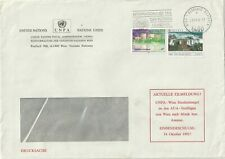 1992 United Nations Wien oversize cover