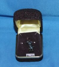 NICE VINTAGE DISNEY MICKEY MOUSE STERLING SILVER CHARM NOS