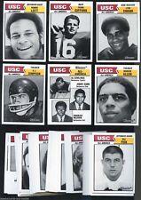 Jim Sears 1988 USC Winners Card (498)