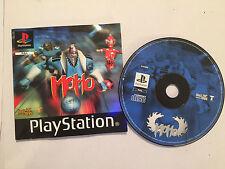 "1x SONY PLAYSTATION 1 GIOCO PS1 PSONE CD E ISTRUZIONI Moho PAL"""