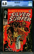 SILVER SURFER #3 CGC 6.0 FN The First Appearance of Mephisto!