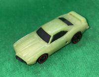 Vintage Hot Wheels Redline Sizzlers Firebird Trans Am Light Green Untested