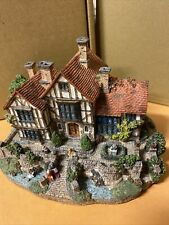 The Danbury Mint The Manor House Jane Hart The Country Village Collection