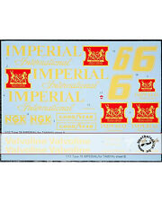 IMPERIAL CONV DECAL for TAMIYA 1/12 LOTUS 78 MKIII