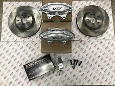 2008-09 Pontiac G8 Brembo Front Caliper Brake Upgrade Standard Rotors