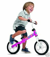 Baby Walker Ride on Car Bike Children without Pedals Colour Pink Feber Primera