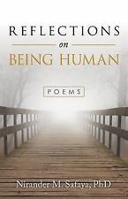 Reflections on Being Human: Poems (Paperback or Softback)