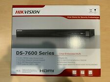 HIKVISION DS-7600 SERRIES LINUX EMBEDDED NVR, DS-7608NI-E2/8P
