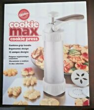 Wilton Cookie Max Cookie Press 214-4003 In Box Excellent Baking Fun Easter gift