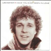 "Leo Sayer Have You Ever Been In Love - Chrysalis - CHS 2596-UK 7"" Vinyl"