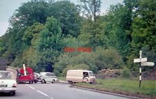 PHOTO  BUCKS 5/31/1962 ACCIDENT ON A40 NEAR JORDANS TURNING EAST OF BEACONSFIELD