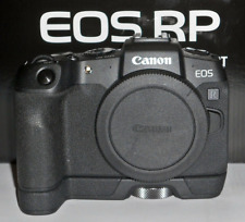Canon EOS RP Mirrorless Digital Camera with 24-105mm f/4-7.1 Lens & Accessories