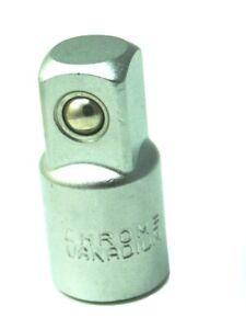 CR-V  1/4 Inch Female to 3/8 inch Male Socket Adapter Adaptor