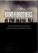 BAND OF BROTHERS - BOX  6 DVD NUOVO E SIGILLATO, LINGUA ORIGINALE FRANCESE