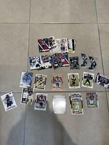 Huge Houston Texans american football card Lot. Inc Rookie David Mills & More