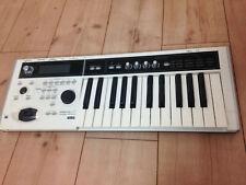Korg micro X Synthesizer (white)