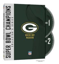 NFL Super Bowl Collection: Green Bay Packers [New DVD] Digipack Packaging, Sli
