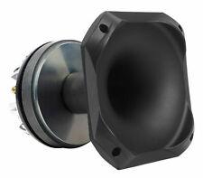 """Rockville HT100 1.75"""" 300 vatios Car Audio/Pro ABS cuerno de titanio Tweeter"""