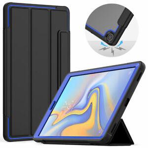 "For Samsung Galaxy Tab A7 10.4"" T500 2020 Silicone Bumper FullBody Magnetic Case"