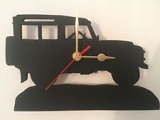 "Land Rover Series 3 88"" County Station Wagon *Ideal Gift* Wall Clock"