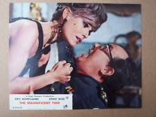 Lobby Card 8 x 10 inch The Magnificent Two - Eric Morecambe Ernie Wise (G/1)