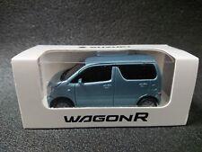 SUZUKI  WAGON R Metallic Light Blue Mini Car  Not sold in stores Japan