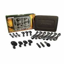 Shure PGADRUMKIT7 PG ALTA Series 7pc Drum Mic Kit